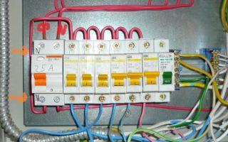 Подключение заземления в щитке – советы электрика