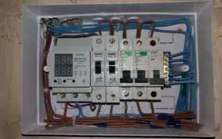 Замена автоматического выключателя – советы электрика