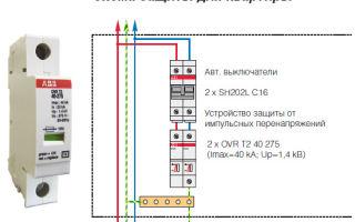 Устройство защиты от импульсных перенапряжений узип – советы электрика
