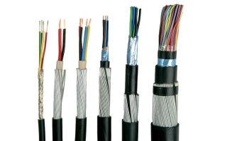 Электрические провода и кабели – советы электрика