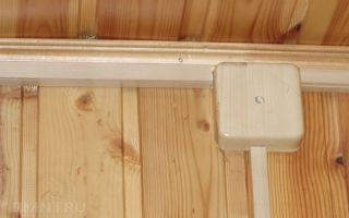 Проводка в кабель канале – советы электрика