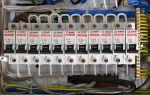 Монтаж электрощита в частном доме – советы электрика
