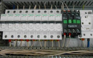 Автомат защиты сети – советы электрика