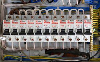 Разводка проводов в щитке – советы электрика
