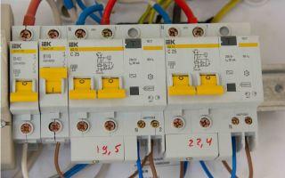 Как подключить пакетник – советы электрика