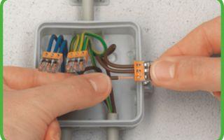 Wago клеммники как пользоваться – советы электрика