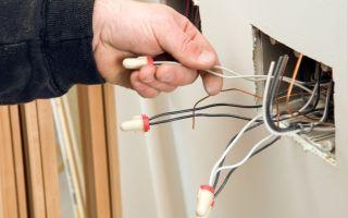 Монтаж открытой электропроводки – советы электрика