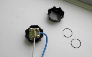 Орехи электрические соединительные – советы электрика