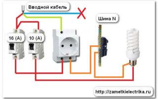 Фаза в электричестве – советы электрика