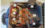 Подключение асинхронного электродвигателя на 380 – советы электрика