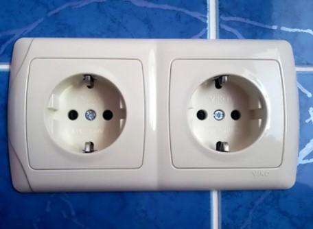 014e5ca5878e Штепсельная розетка — контактное устройство для подключения к сети силового  электропитания различных потребителей. Ими могут быть любые приборы и  аппараты, ...
